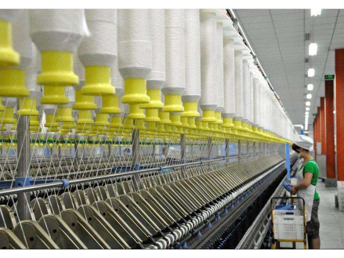 硅烷改性纺织棉纺物